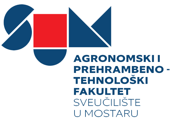 FACULTY OF AGRICULTURE AND FOOD TECHNOLOGY UNIVERSITY MOSTAR LOGO