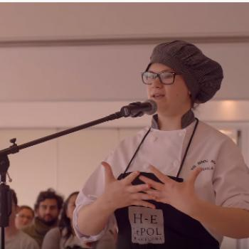 Mariona Rodà - European Youg Chef Award