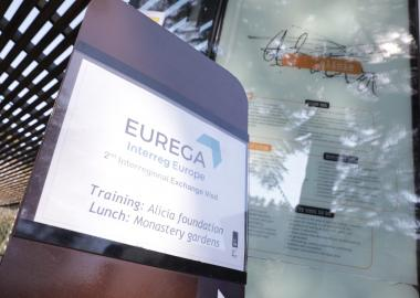 EUREGA delegation comes to Catalonia to learn about best practices in gastronomy