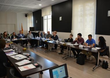 Prodeca organises second stakeholders meeting for European project Eurega