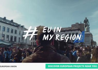 Prodeca at the 17th European Week of Regions and Cities